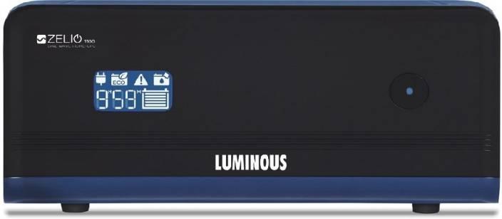 Luminous Zelio 1100 VA Sine Wave Home UPS Pure Sine Wave Inverter