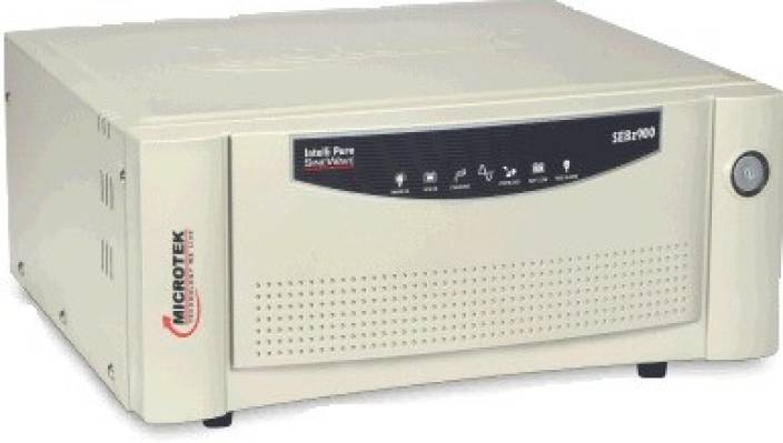 Microtek UPS SEBz 1100 VA (1.1 KVA) Pure Sine Wave Inverter