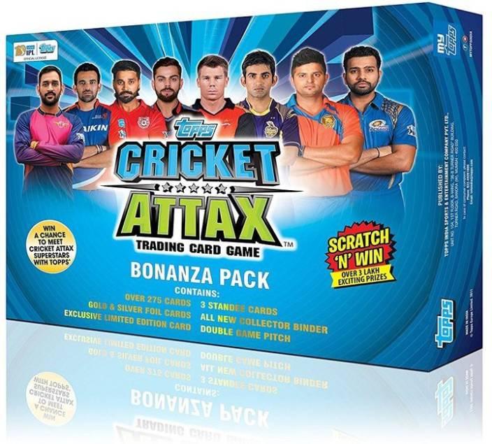 Topps IPL Match Attax 2017-18