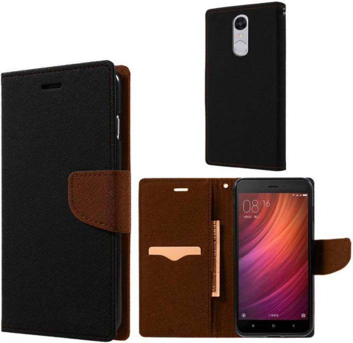 wholesale dealer 02f26 e80bf MPE Flip Cover for Mi Redmi Note 4