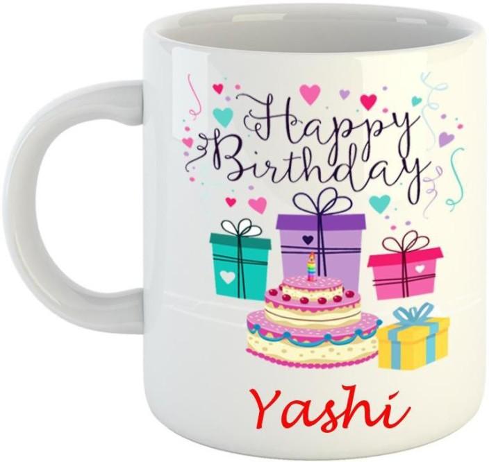 happy birthday yashi