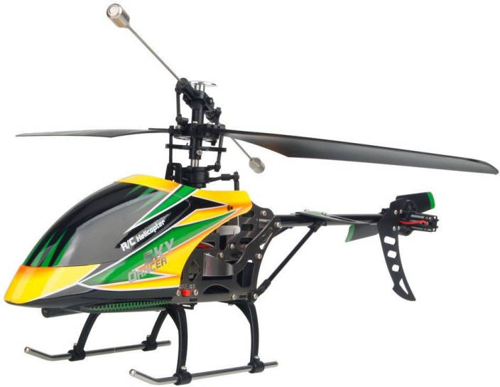 WLtoys V912 Large 52cm 2 4Ghz 4Ch Single Blade RC Helicopter Gyro