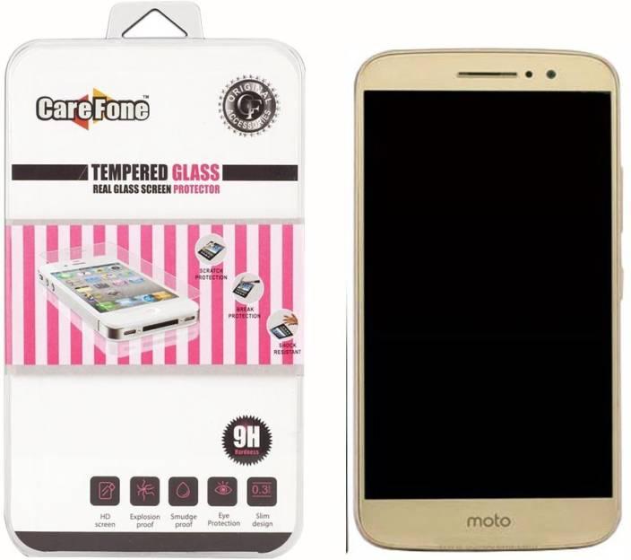 CareFone Tempered Glass Guard for Motorola Moto M
