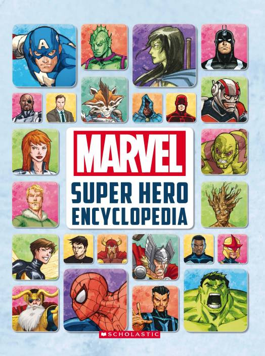 Marvel - Super Hero Encyclopedia