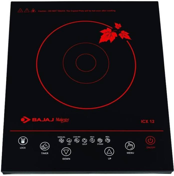 Bajaj KIT 137 Induction Cooktop