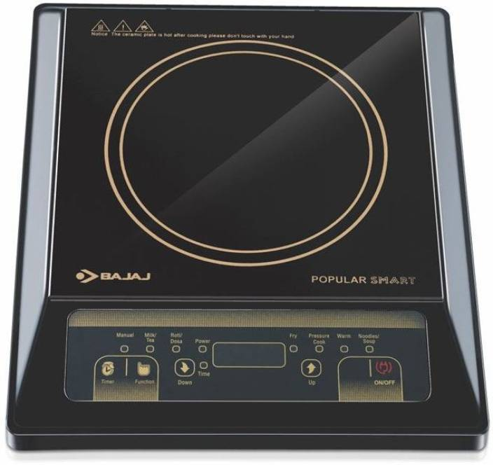 Bajaj KIT 133 Induction Cooktop