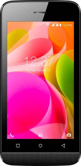 Intex Aqua 4.0 4G (Black, 4 GB)