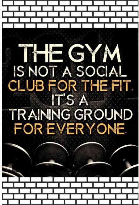 Gym Posters Gym posters big size Gym posters motivational Gym