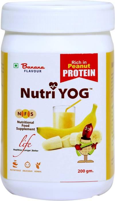 Nutri YOG Plant-Based Protein
