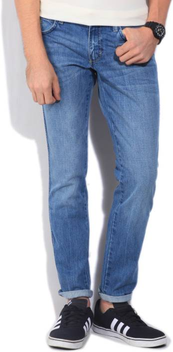 3624f28c Wrangler Regular Men's Blue Jeans - Buy JSW-MID SHADE Wrangler Regular  Men's Blue Jeans Online at Best Prices in India | Flipkart.com