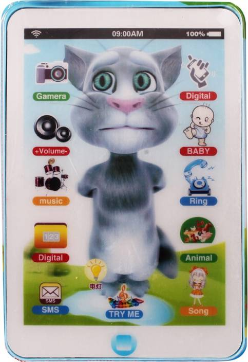 Kanchan Toys Smart Tablet Talking Tom Smart Tablet Talking Tom