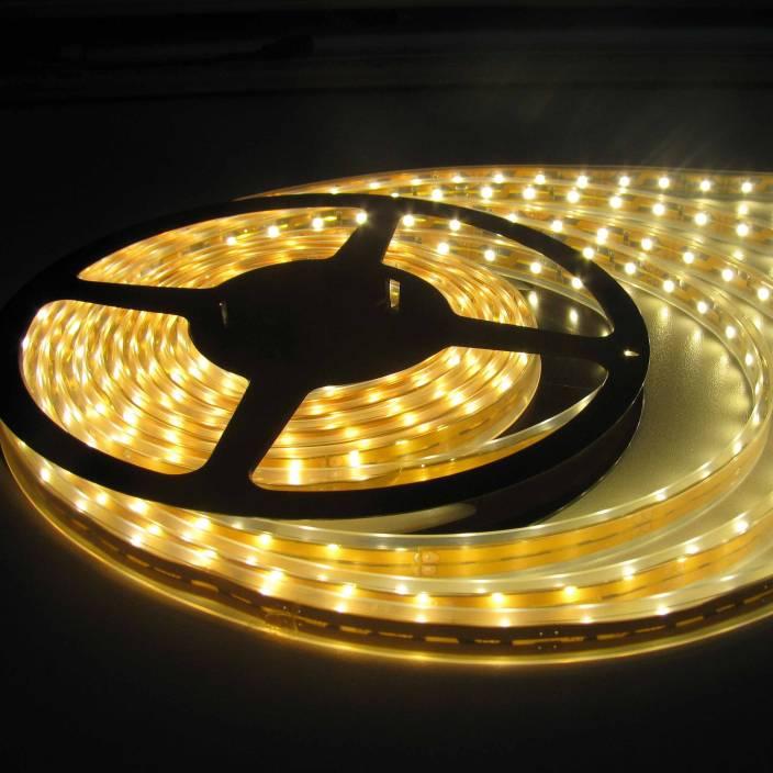 V-Light 196.85 inch Yellow Rice Lights