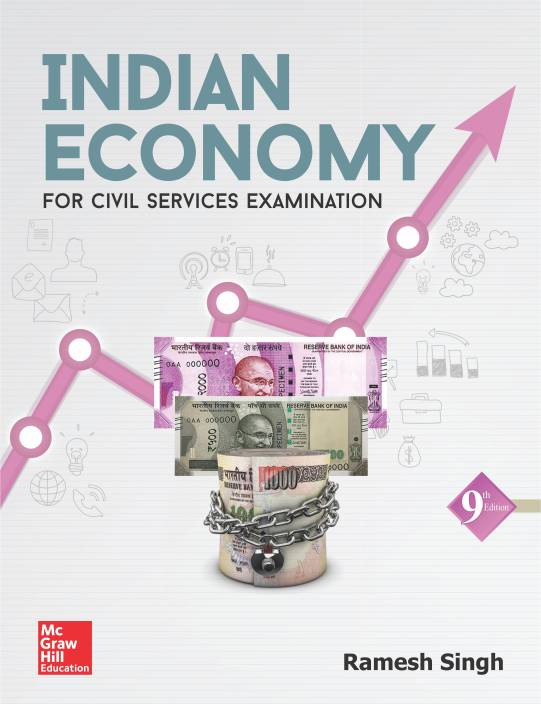 Indian Economy : For Civil Services Examination Ninth Edition
