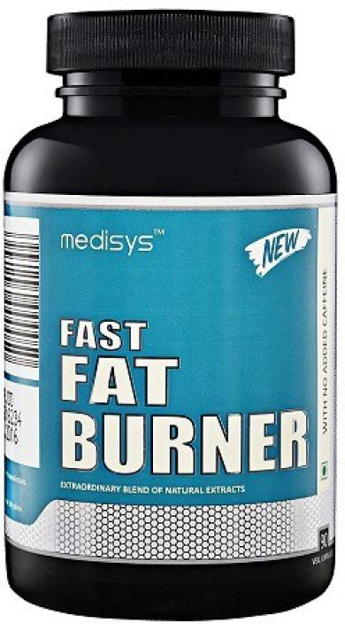 2c3186544 Medisys Medisys Fast Fat Burner - 90 capsules Price in India - Buy ...