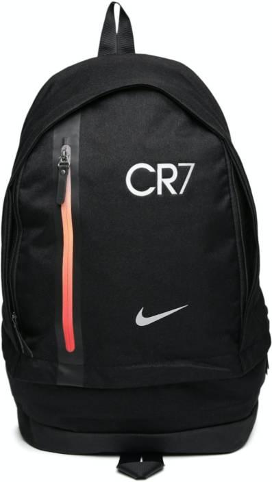 Nike CR7 25 L Backpack Black - Price in India  55eb81bf67acf