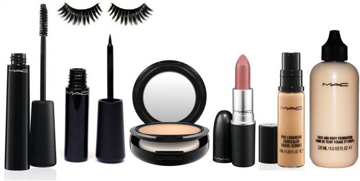Imported MAC professionel makeup kit (Set of 7)