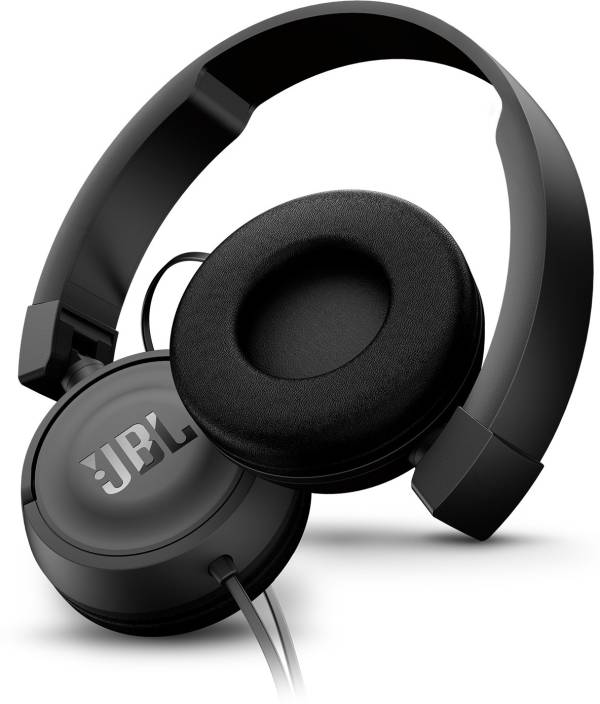 JBL T450 PureBass Wired Headset with Mic