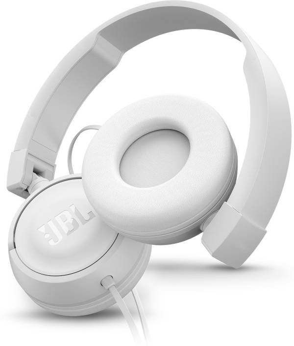 b881a5acd4b JBL T450 PureBass Wired Headset with Mic Price in India - Buy JBL ...