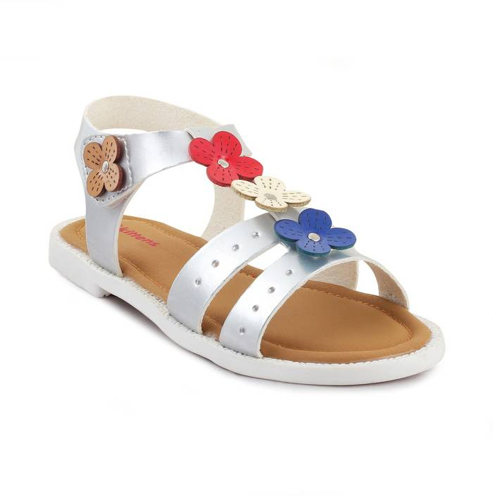 Kittens Girls Sling Back Strappy Sandals Price in India - Buy ...