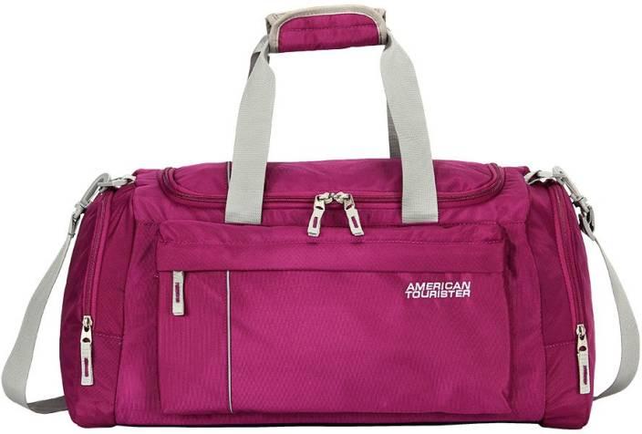 online store 9a284 2cfba American Tourister X Bags Travel Duffel Bag (Maroon)