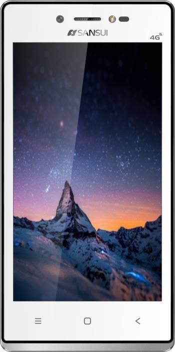 Sansui Horizon 1 (Black/White, 8 GB) 4G-VoLTE