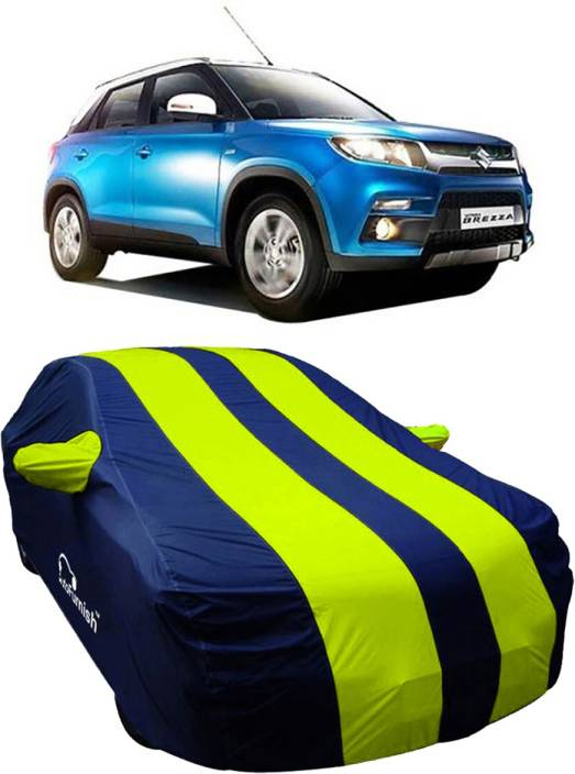 Autofurnish Car Cover For Maruti Suzuki Vitara Brezza With Mirror