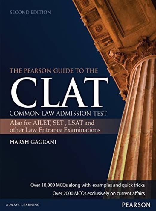The Pearson Guide to the CLAT 2 Edition
