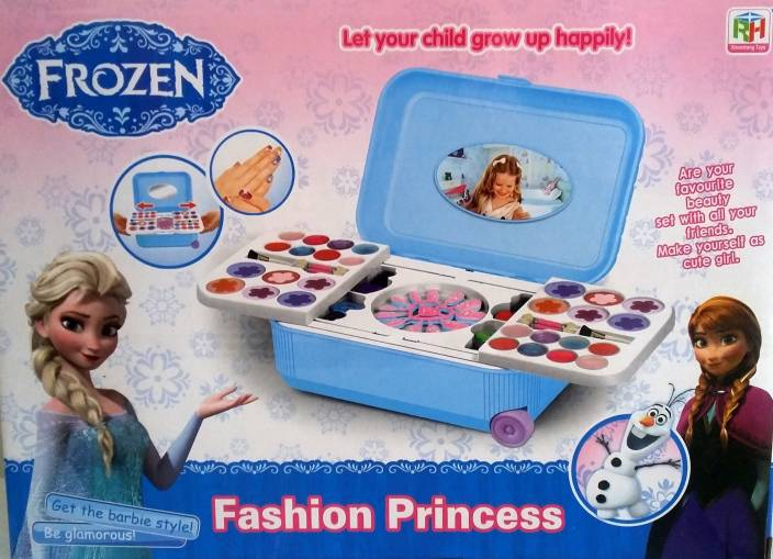 Amayra Toy Frozen Makeup kit made Up Of Without Chemicals