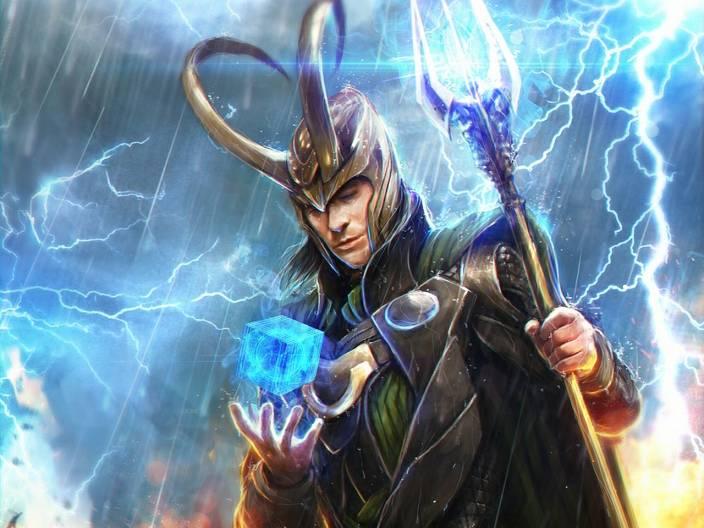 Loki Laptop Wallpaper