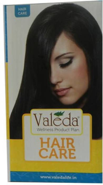 Valeda Herbal Oily Hair Treatment Kit - From The 'House of Doctors - Since 1988'