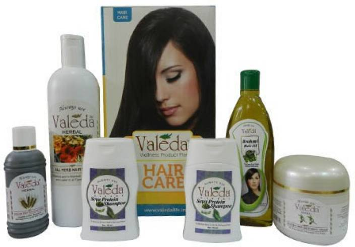 Valeda Herbal Normal Hair Care Kit - From The 'House of Doctors - Since 1988'
