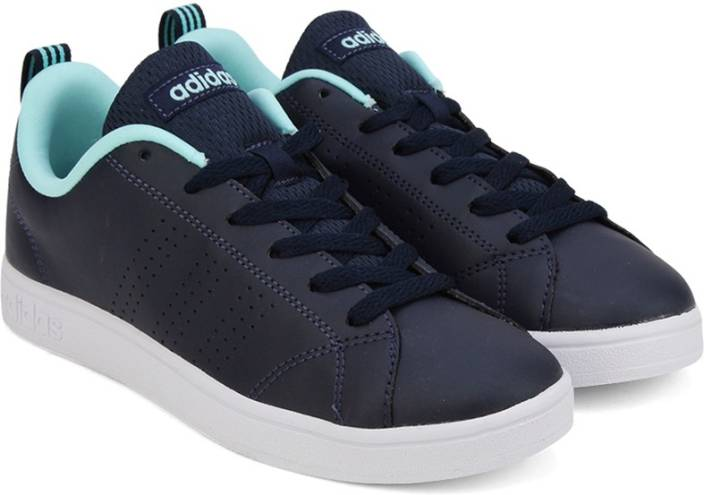 new arrival 17ef0 8f03c ADIDAS NEO VS ADVANTAGE CLEAN W Sneakers For Women (Navy)