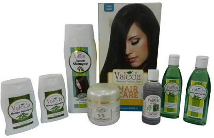 Valeda Herbal Dandruff Treatment Kit - From The 'House of Doctors - Since 1988'