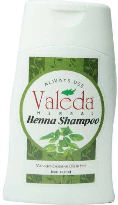 Valeda Herbal Henna Shampoo - To Manage Excessive Oil in Hair - From The House of Doctors - Since 1988
