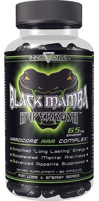Innovative Black mamba 90 capsules for