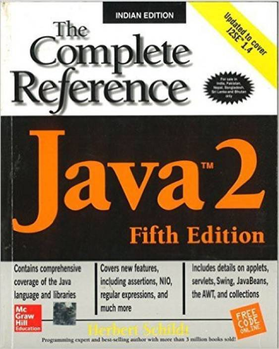 Java 2: The Complete Reference 5th  Edition
