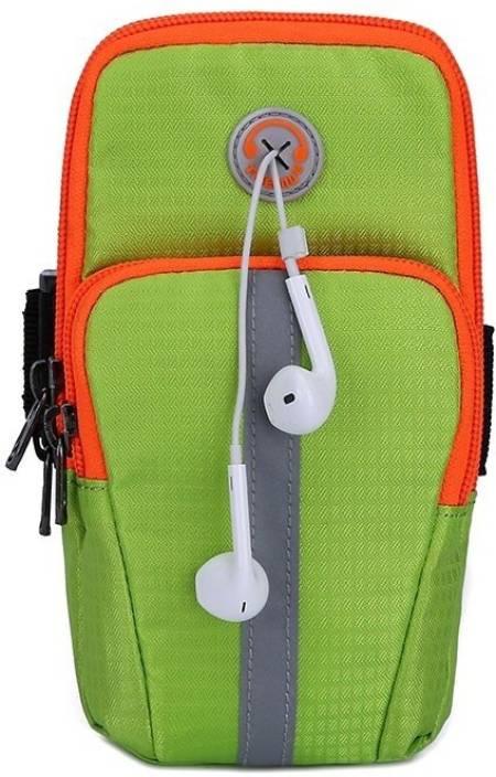 Relojes Y Joyas Popular Brand Sports Jogging Gym Armband Running Bag 5 Inch Arm Wrist Band Hand Outdoor Waterproof Nylon Hand Bag Mobile Phone Holder Bag 3.1