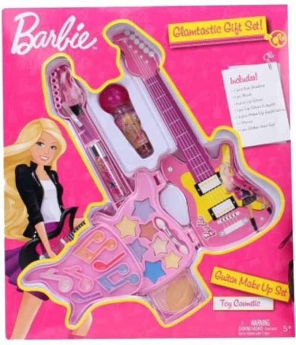 Blue Lotus Barbie Glamtastic Kids Makeup Kit - Barbie