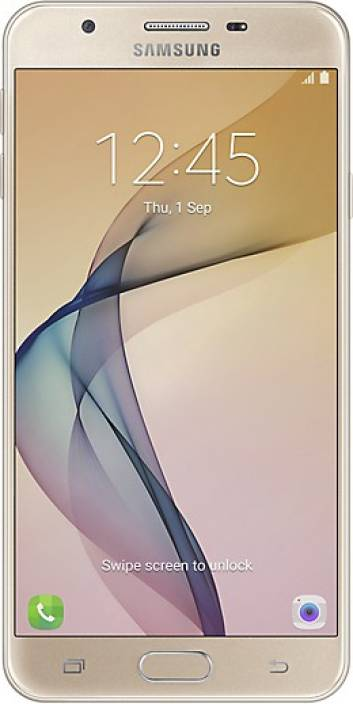 Samsung Galaxy J7 Prime (Gold, 16 GB)