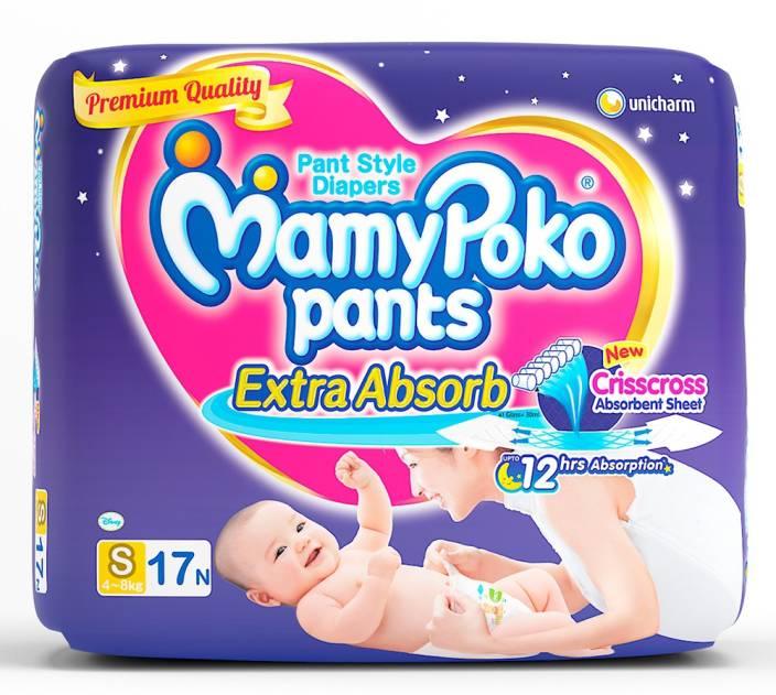 MamyPoko Pants - S