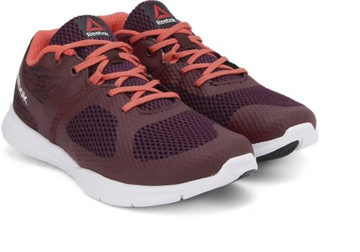 REEBOK CARDIO WORKOUT Training and Gym shoes For Women - Buy MERLOT ... 6824e7b77