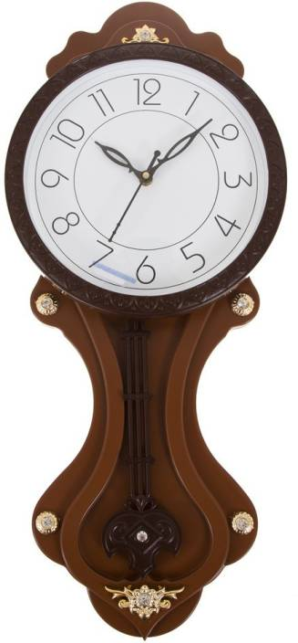Smile2u Retailers Analog Wall Clock