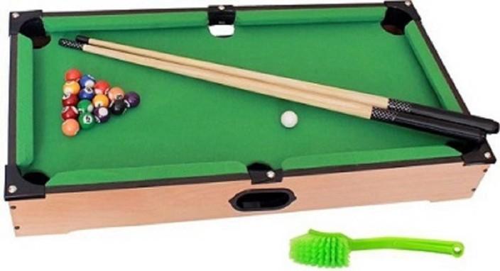 Wishkart Billiards U0026 Pool Table Set (Senior) For Kids Board Game