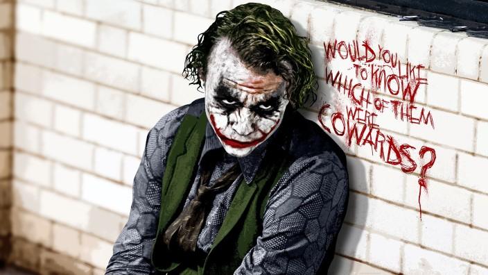 Hd Wallpaper Joker Dark Knight Popular Desktop Wallpaper