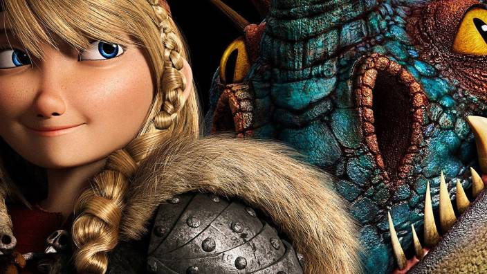 Movie How To Train Your Dragon 2 Astrid Hd Wallpaper