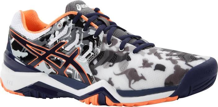 28564abdb141c Asics Gel-Resolution 7 L.E.Melbourne Tennis Shoes For Men - Buy ...