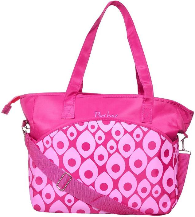 Baby Bucket Diaper Ny Changing Bag Mummy Handbag Backpack