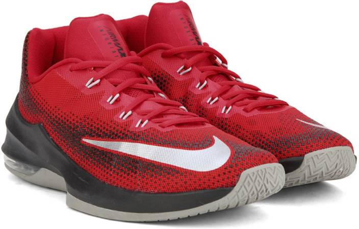 meilleur service 40734 ee11c Nike AIR MAX INFURIATE LOW Basketball Shoes For Men