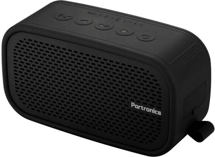 Portronics POR-686 Posh II wireless Portable Bluetooth Mobile/Tablet Speaker