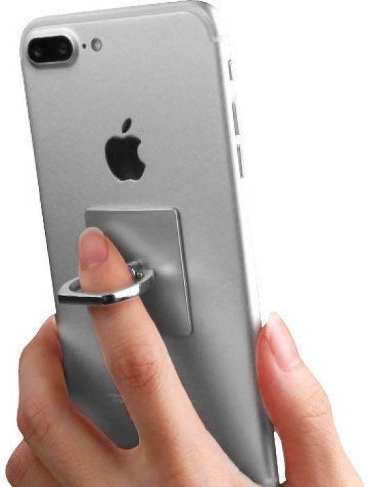 DreamYug 360 Degree Apple iphone Finger Ring Holder Foldable Hook Stand Mobile Holder